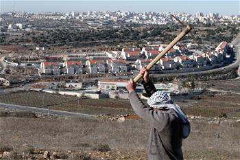 以色列通過法案將約旦河西岸非法定居點合法化