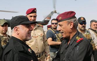 伊拉克總理宣布摩蘇爾戰事取得勝利