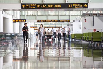 武漢天河機場T3航站樓8月31日啟用