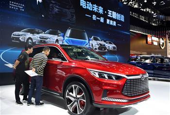 廣州國際車展開幕
