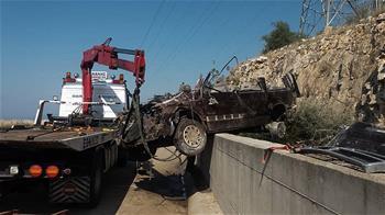 六名難民在希臘北部車禍中身亡