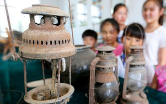 山東即墨:鄉村記憶館 歡樂度暑假