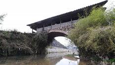 木拱廊橋傳承鄉土文化