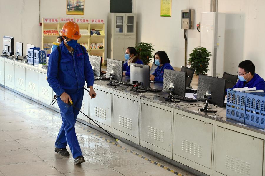 福建漳州:科學防疫 有序復工