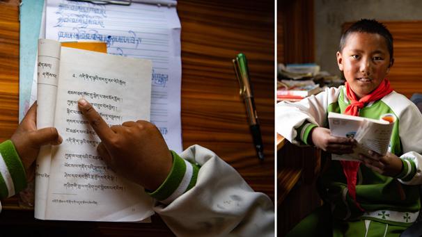 """雙手的""""新生""""——來自西藏民主改革第一村的影像記錄"""