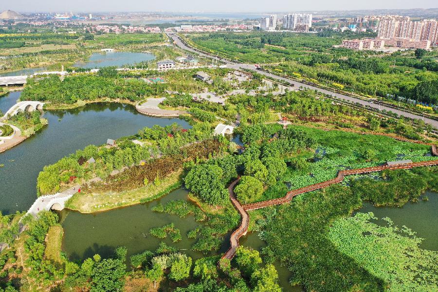 """河北峰峰:老工业基地的""""绿色转身"""""""