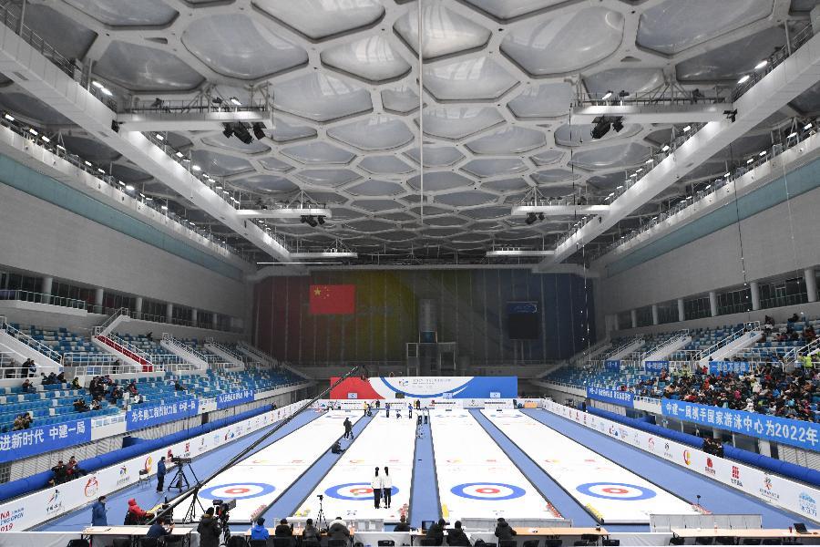 【數説冬奧】10個數字帶你走近2022冬奧會