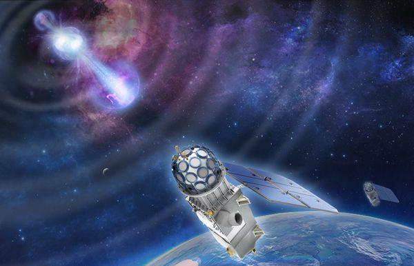 """""""極目""""遠眺,這顆衛星不一般!"""