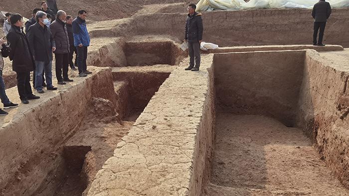 河南禹寺遺址發現距今4000年前城池
