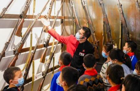 重慶:開展紅領巾公益營活動 關愛山區留守兒童