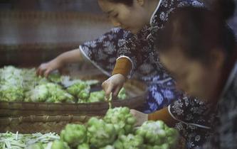 """涪陵榨菜:舌尖上的""""國民下飯菜"""""""