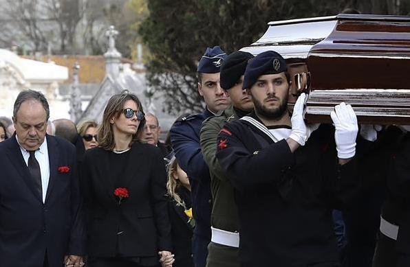 葡萄牙為前總統蘇亞雷斯舉行國葬