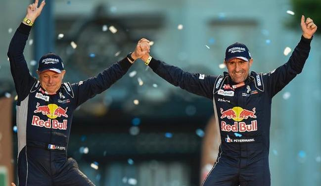 達喀爾拉力賽:彼得漢塞爾奪冠