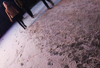 冷空氣來襲 北京部分地區降小雪