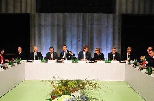 波羅的海三國簽署修建波海鐵路協議
