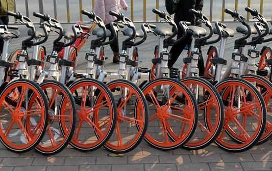 濟南:智能共享單車讓出行更輕松