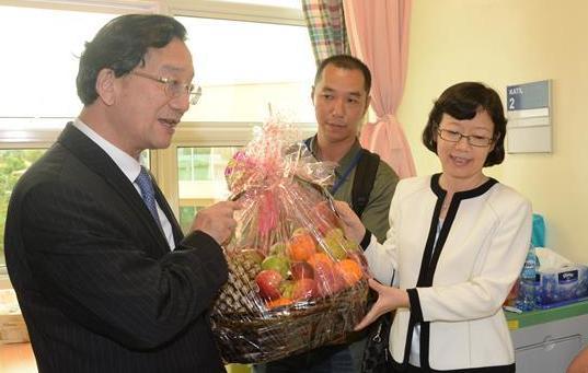 中國駐馬大使表示繼續敦促馬方加強搜救沉船失蹤者