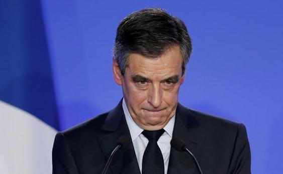 法國總統候選人菲永拒絕放棄競選