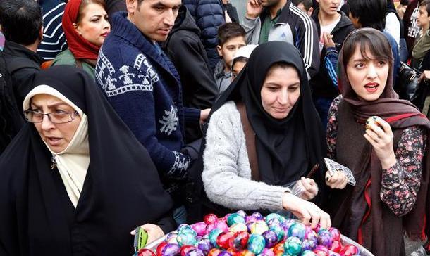 伊朗迎新年