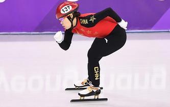 冬奧賽場上的中國老將
