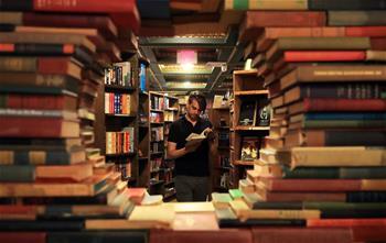 """洛杉磯的""""最後一家書店"""""""