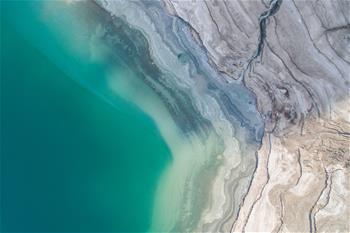 過度人類活動 死海水位不斷下降
