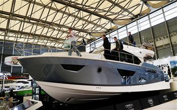 2018上海國際遊艇展開幕