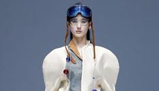 河北美術學院服裝學院在京舉行時裝發布會