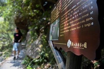 走進錢江源國家公園體制試點區