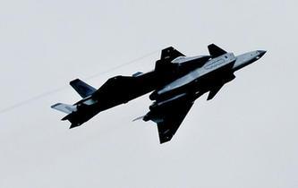 """""""殲-20,你不要飛得那麼快……"""""""