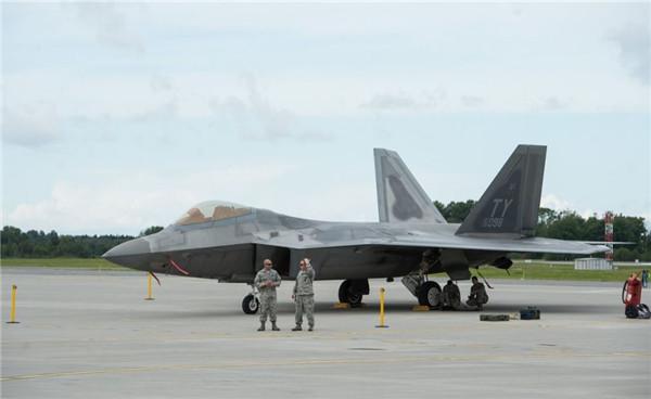 癹f�i)��&9�9.�_美f-22首次部署欧洲 俄方反制并非无计可施