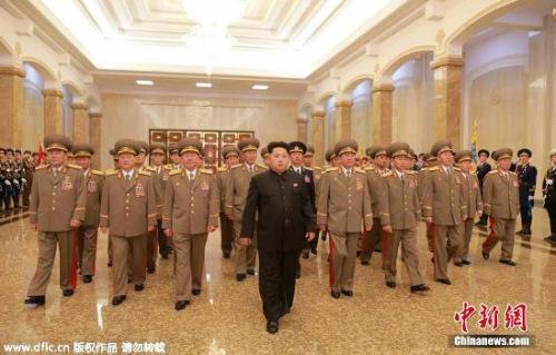 朝鲜建党70周年将阅兵 全国多发1个月工资