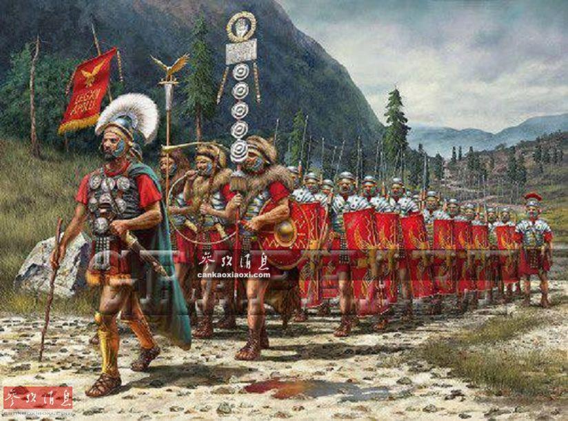 古罗马军团远征美洲 或比维京海盗早 新华时政