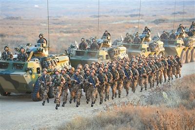 """83军""""大功三连""""官兵砥砺前行,备战打仗"""