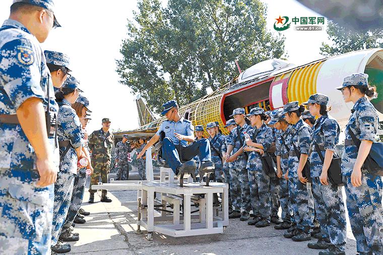 """从""""塑形""""到""""塑魂"""":第五届全国学生军事训练营纪实"""