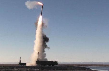 """俄罗斯在北极部署""""棱堡""""岸舰导弹"""