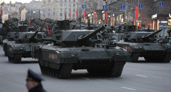 俄军2018大换装