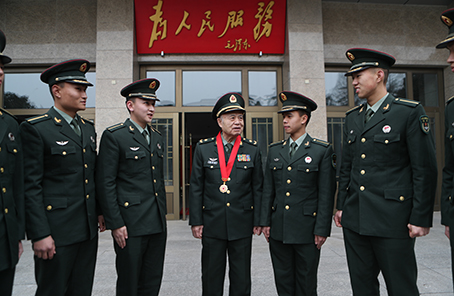 学习钱七虎院士先进事迹大会在南京举行