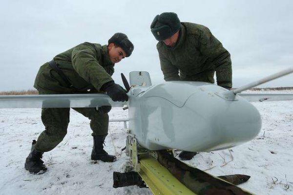 俄陆军将列装中程作战无人机 可提高精度降低成本