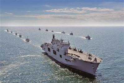 美媒为北约应对未来海上战争支招