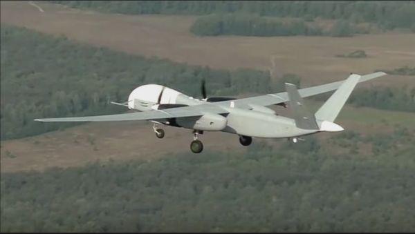 俄新型无人侦察机成功首飞 助俄军开展更有效侦察行动