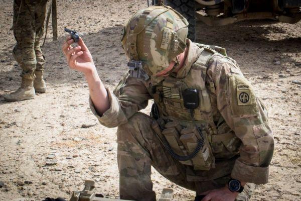 打造单向透明战场!美陆军谋求更多智能化装备