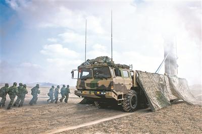火箭军某旅加速培养打仗型士官队伍