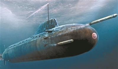 潜艇悄悄在改变