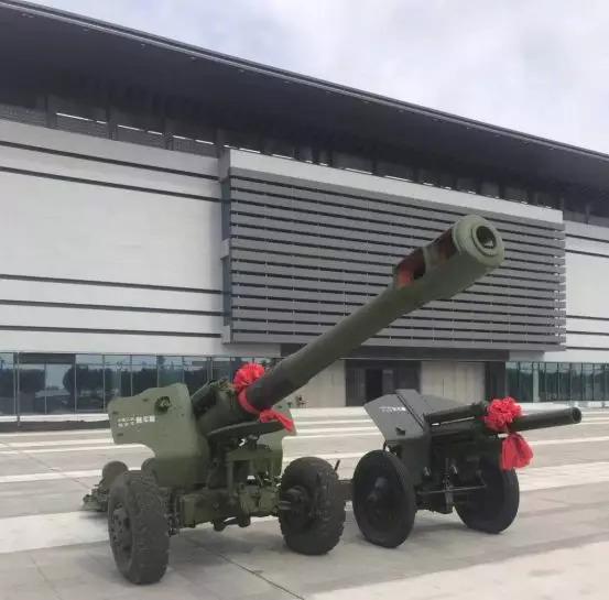 陆军首批退役武器装备入驻哈尔滨战车系列文化展览馆