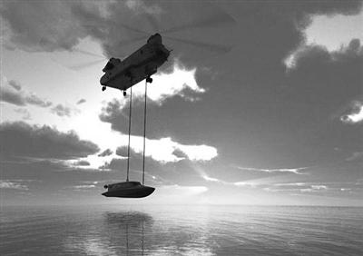 体积小本领大,英推出新型袖珍潜艇
