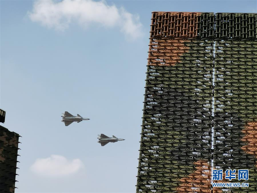 """(图文互动)(2)空军航空开放活动""""第一现场""""透射强国兴军新航迹"""
