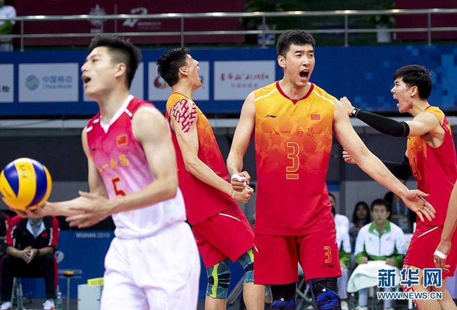 恒洞快讯:26日综合:多个项目收官 中国女篮男排夺冠
