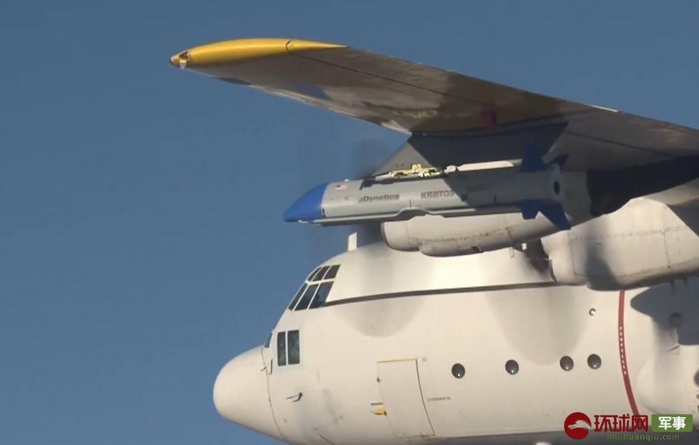 """美国正尝试打造""""空中航母"""""""