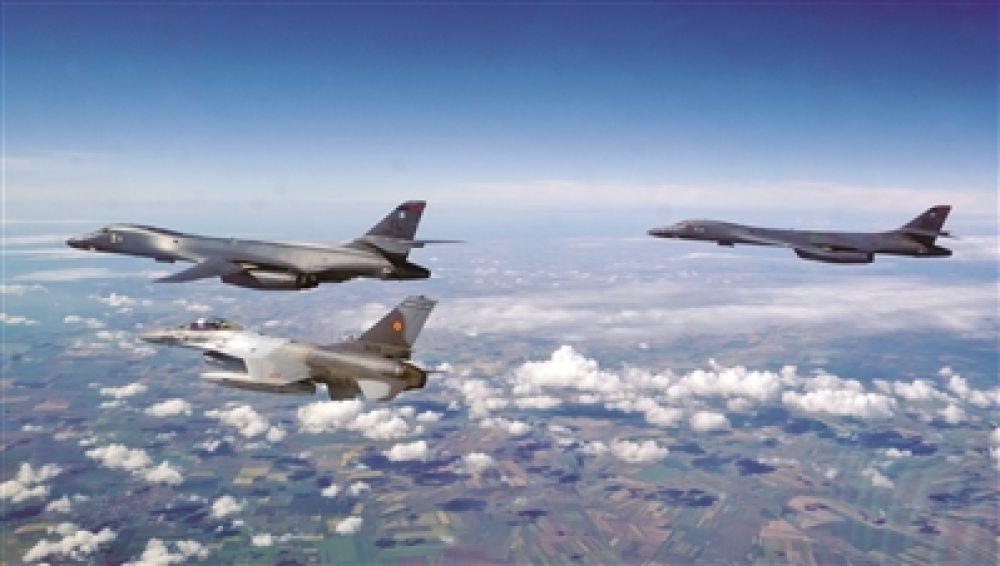 美俄相继强化战略威慑